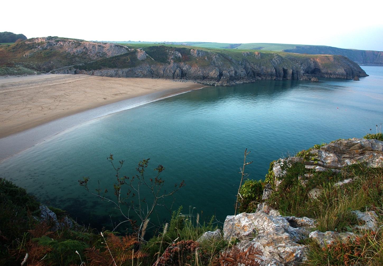National Trust Barafundle Bay