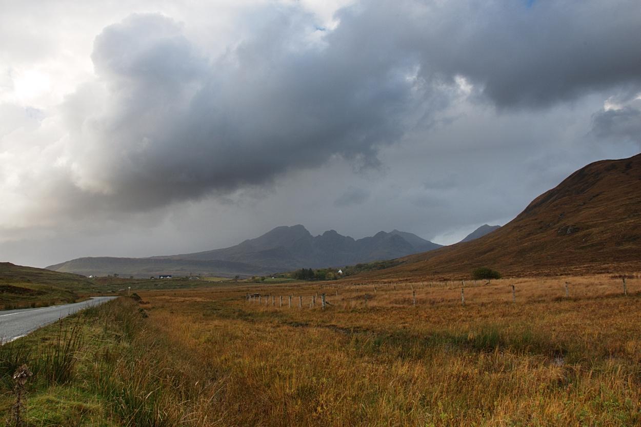 The Isle Of Skye, Scotland