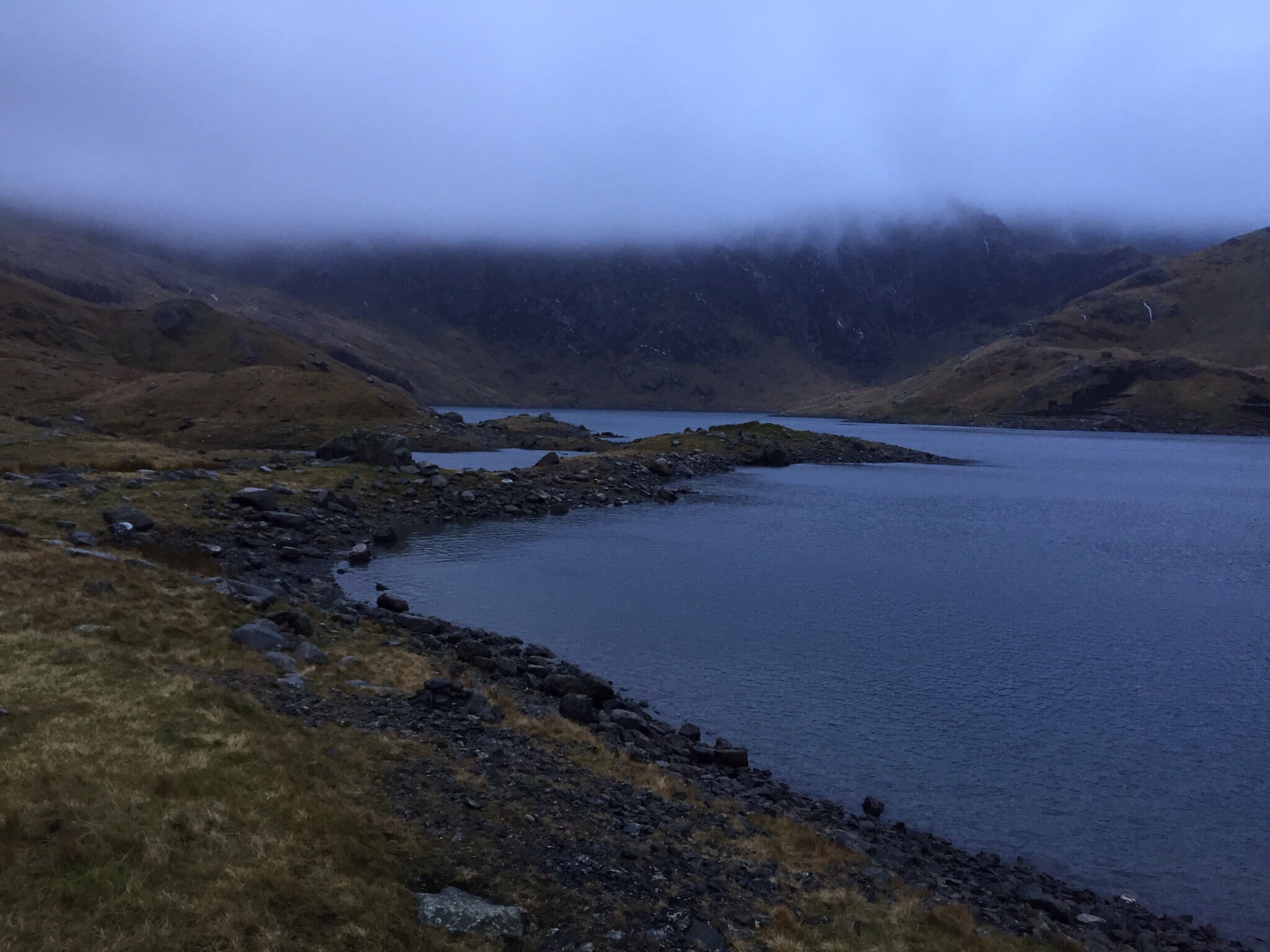 Snowdon, Y Lliwedd and Pyg Track Routes