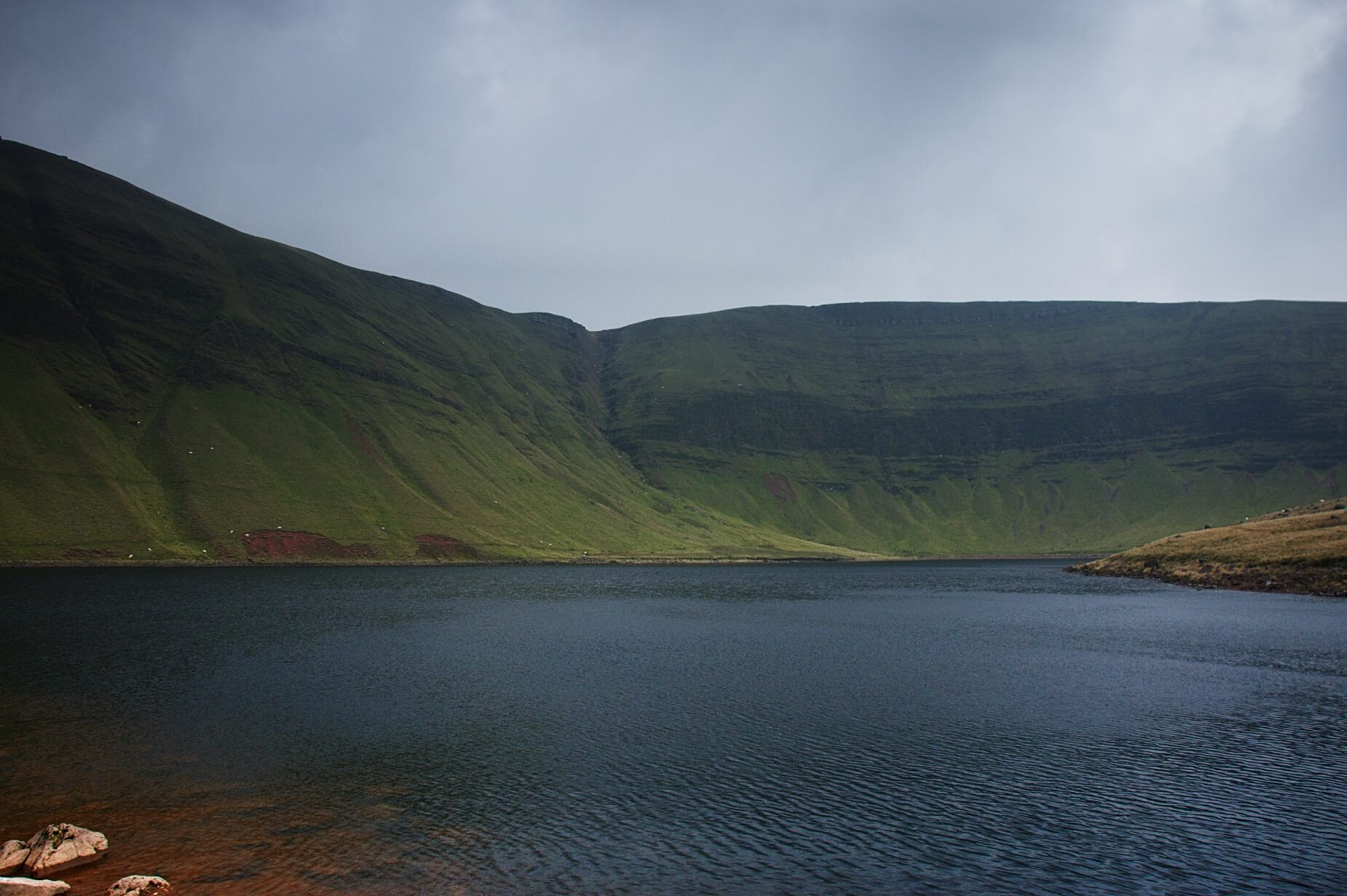 Llyn y Fan Fach, Brecon Beacons National Park