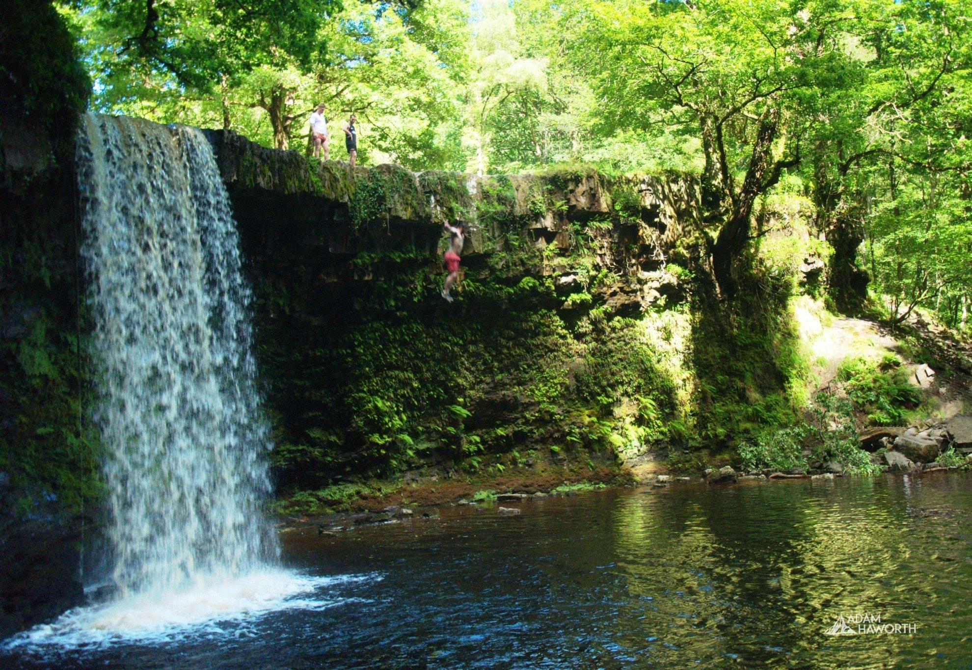 Brecon Beacons Waterfall Country – Adam Haworth