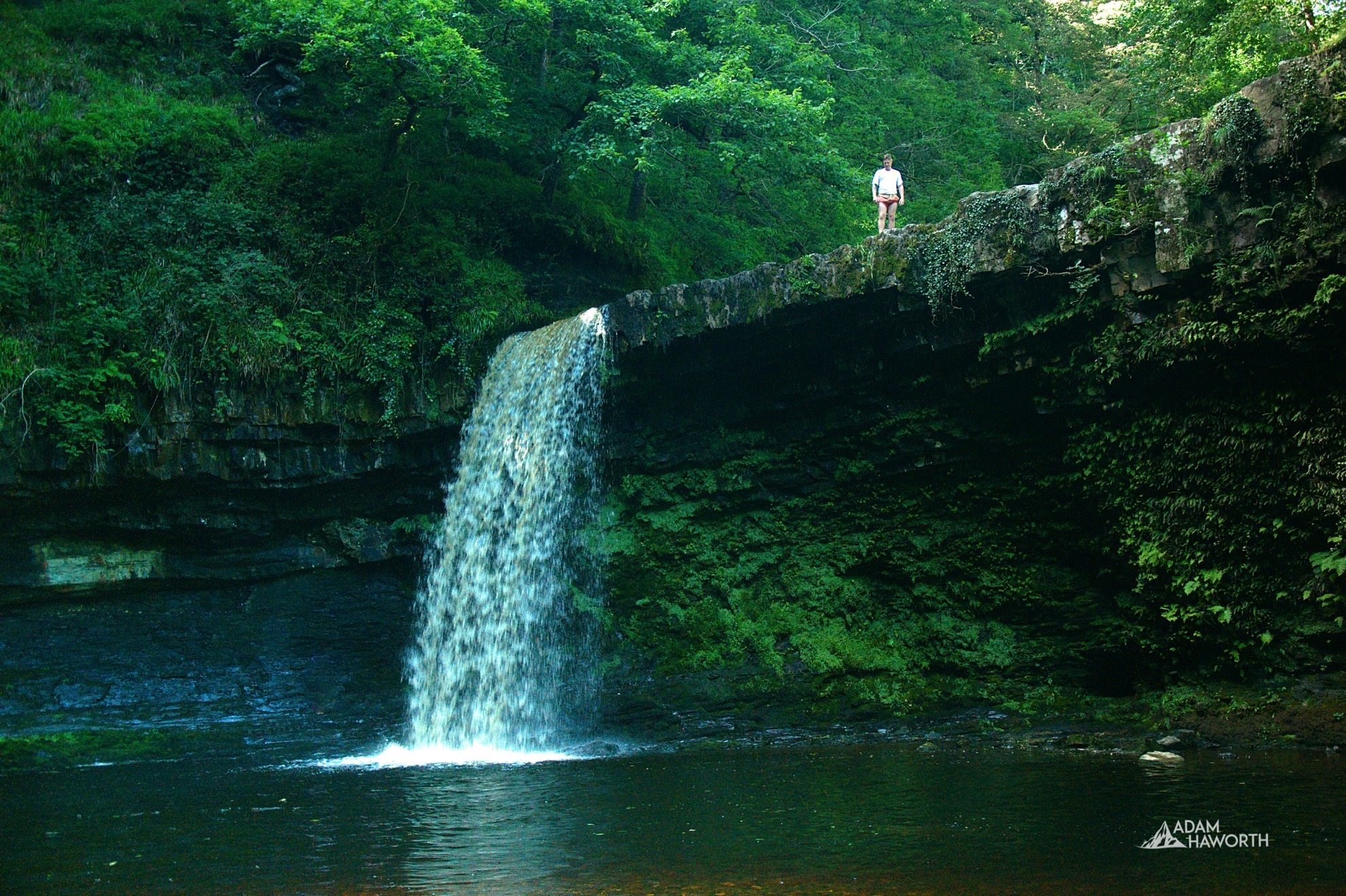 Brecon Beacons Waterfall Country – Adam Haworth