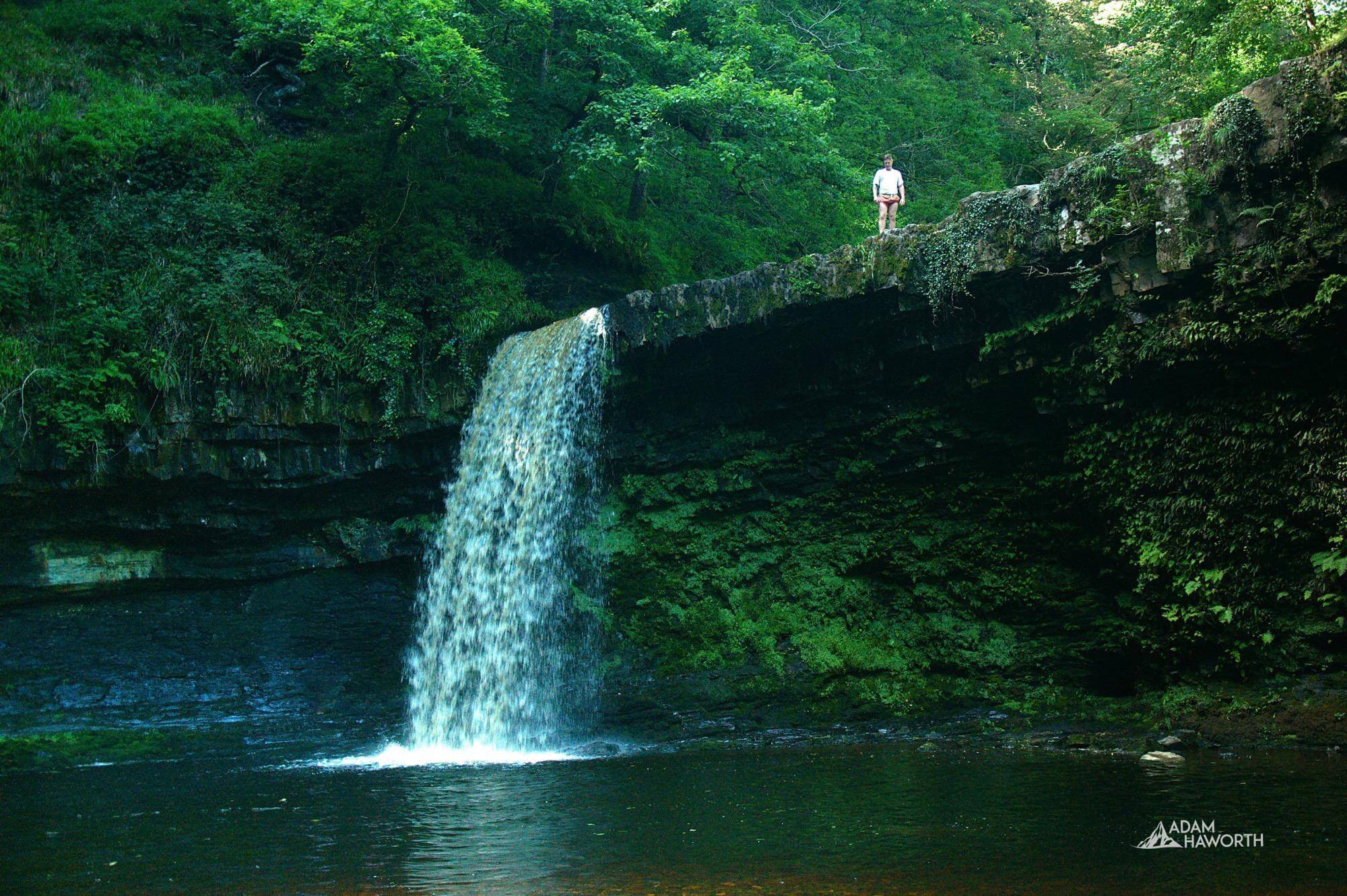 Brecon Beacons Waterfall Country