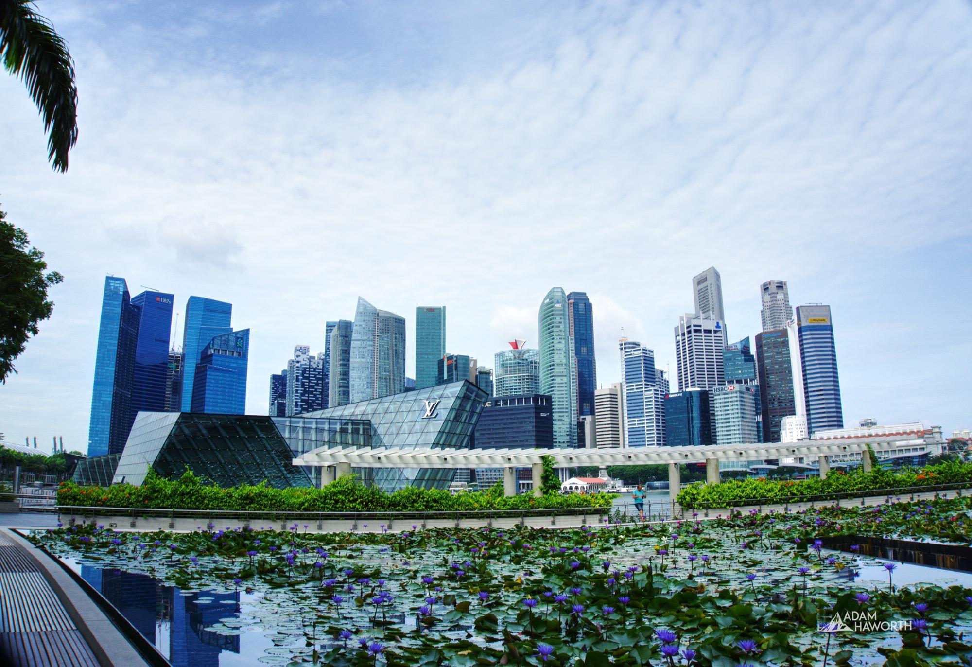 Singapore, City Photography By Adam Haworth