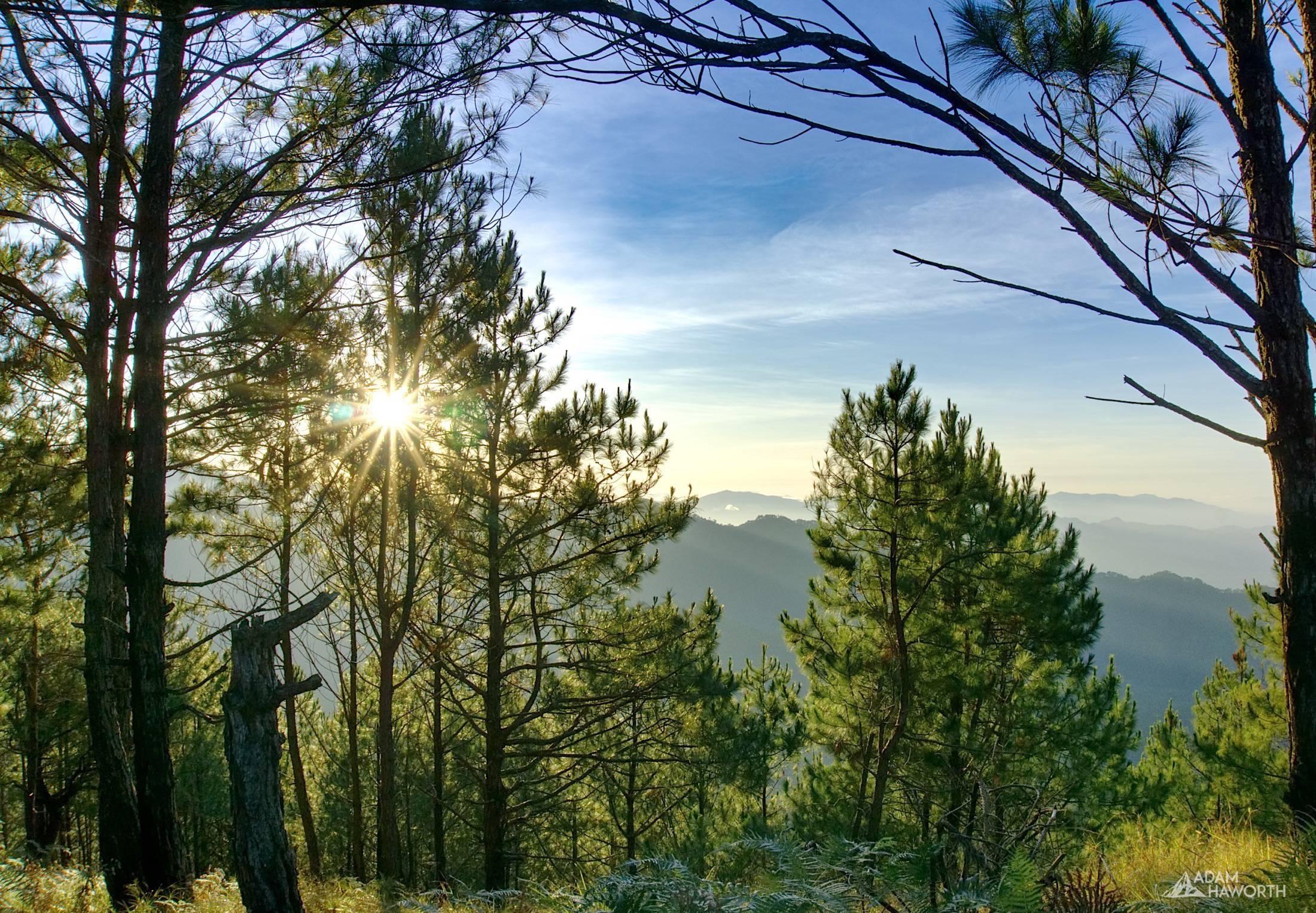 Adam Haworth Mt Ulap Photography