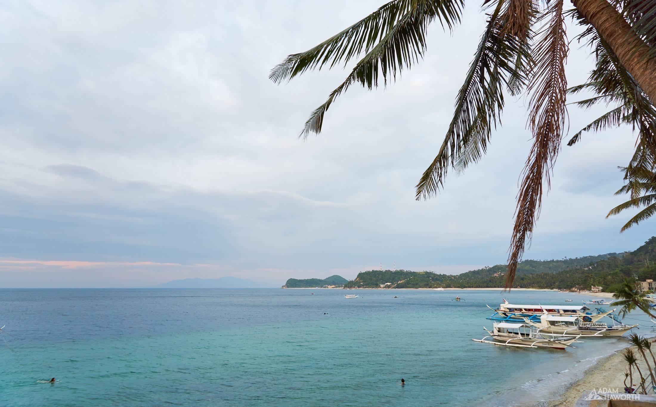 Talipanan Beach Puerto Galera, Philippines