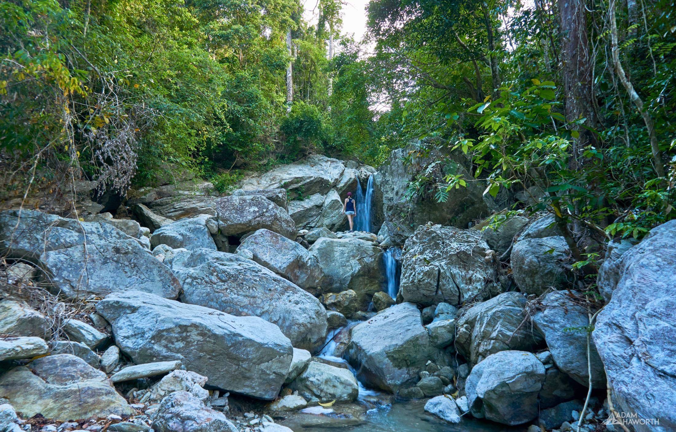 Talipanan Falls, Philippines - Photography by Adam Haworth